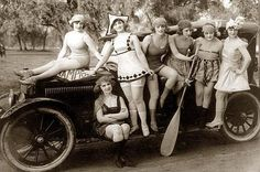 Bathing Beauties 1919