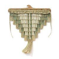 Turua Pō (Puriri) Macrame Design, Macrame Art, Flax Weaving, Hand Weaving, Bronze Sculpture, Wood Sculpture, Abstract Sculpture, Maori Patterns, Cultural Crafts