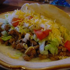 Curry Tacos