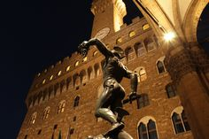 Piazza de la Signoria, Florencia