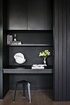 Luxury Home Office Design Ideas. Therefore, the demand for home offices.Whether you are intending on including a home office or remodeling an old room into one, below are some brilliant home office design ideas to help you get started. Contemporary Interior Design, Office Interior Design, Home Office Decor, Office Interiors, Home Decor, Office Designs, Office Ideas, Mim Design, Study Nook