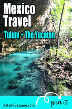 Traveling through the Yucatan on a recent trip to Mexico, I learned to make salsa, tortillas and more! Check out all my #travel adventures and grab a bowl of chips and #salsa! | #TRAVEL | #TULUM | #CENOTES | #MERIDA | #COBA | #YUCATAN | #MEXICO | #TRAVEL AND #Recipes at OatandSesame.com