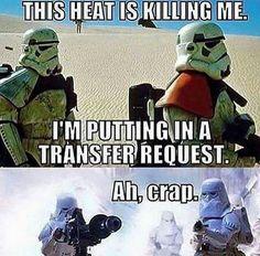 Star Wars Memes | Transfer request