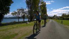 Great Lake Trail- Lake Taupo, New Zealand