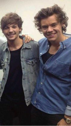 LOUIS AND HARRY DVDFBKSDBS♥♥♥