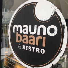 Salaatti nro 18 - Maunon baarissa ja bistrossa saa salaattia grammoittain ja on siellä lämmin lounaspöytäkin.