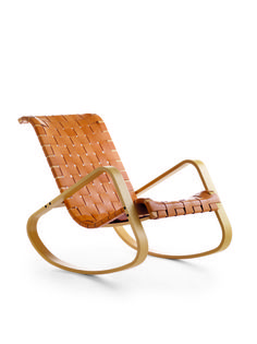 Ultimate Relaxation: Dondolo Rocking Chair by Crassevig