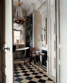 exquisite bath ~ Frederic Mechiche