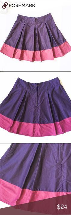 Kacey Pom Pom Skater Skirt from   Online shopping