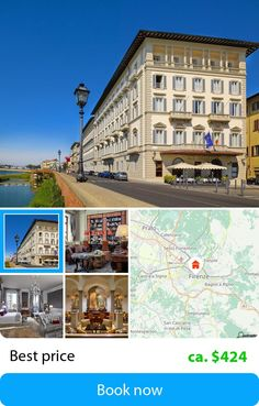 The St. Regis Florence (Florence, Italy) – Book this hotel at the cheapest price on sefibo.