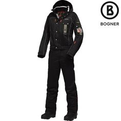 Bogner Gerlos-T Insulated Ski Suit (Men's) | Peter Glenn