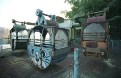 Amusement Parks/Drive-Ins Thread Abandoned Amusement Parks/Drive-Ins Thread Abandoned Castles, Abandoned Mansions, Abandoned Buildings, Abandoned Places, Haunted Places, Abandoned Theme Parks, Abandoned Amusement Parks, Urban Exploration, Playground