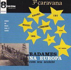 Sexteto Radames Gnatalli - Radames Na Europa (u)