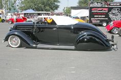 1936 Ford Roadster