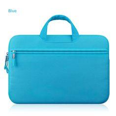11 12 13 15 inch Laptop Bag Sleeve Notebook Sleeve Bag Case briefcase For Macbook Pro Air Retina BAG20-ANKI2