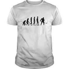 Evolution Of A Hockey Player T-Shirts, Hoodies. GET IT ==► Funny Tee Shirts