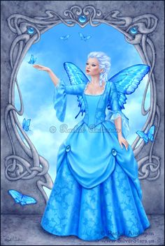 Birthstones: Blue Topaz • Rachel Anderson