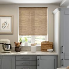Esteem Straw Roller Blind
