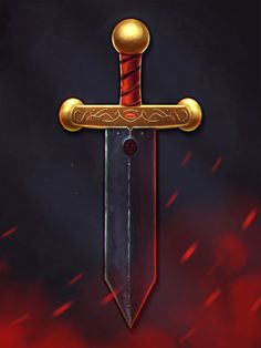 Free Sword Illustration
