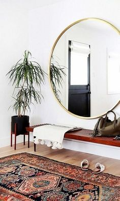 Boho Chic Interior Design - Bohemian Bedroom Design - Josh and Derek Boho Chic Interior, Bohemian Bedroom Design, Decor Interior Design, Bohemian Bedrooms, Design Bedroom, Lobby Interior, Diy Interior, Bath Design, Luxury Interior