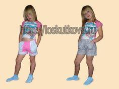 Как сшить шорты своими руками для девочки.Обработка накладных карманов 2 простых варианта.