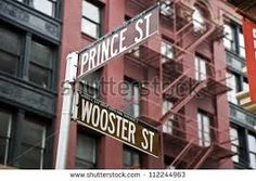 Travel With MWT The Wolf: World Famous Streets Wooster Street New york City ...