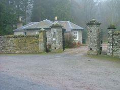 West Lodge of Castle Menzies