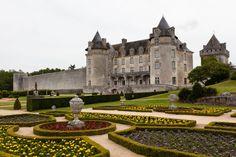 Château de La Roche Courbon : Escale entre terre et mer à La Rochelle - Linternaute