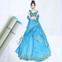 63 Likes, 8 Comments - Priyal Prakash House Of Design ( - chandnipatel - fashion Dress Design Drawing, Dress Design Sketches, Fashion Design Sketchbook, Dress Drawing, Fashion Design Drawings, Fashion Sketches, Drawing Sketches, Dress Illustration, Fashion Illustration Dresses