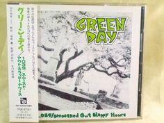 CD/Japan- GREEN DAY 1039/Smoothed Out Slappy Hours w/OBI RARE TFCK-87161 #PunkRockPunkPop