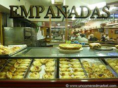 Empanadas de todos los gustos!!!