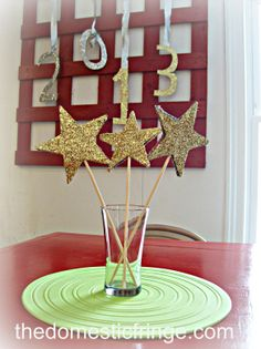 New Year Eve Party Decorations | DIY New Year's Eve Party Decorations - the domestic fringe