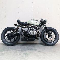 New from @arjanvandenboom of Ironwood Custom Motorcycles: 'The...