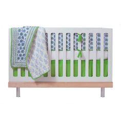 Giggle Bombay Crib Set