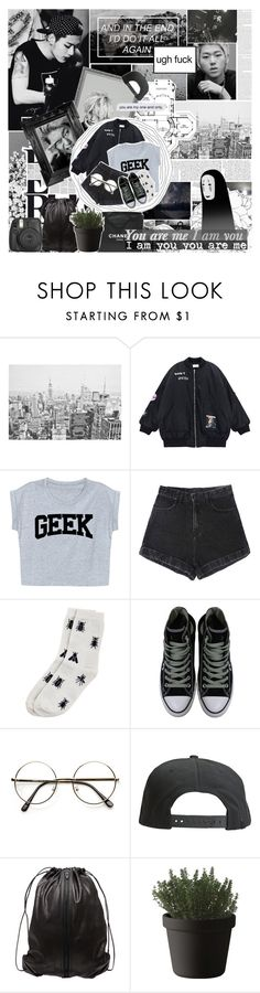 """"""" 18. i am you, you are me;; set collab """" by pinkmon ❤ liked on Polyvore featuring Chicnova Fashion, Monki, Converse, Tavik Swimwear, Alexander Wang, Chanel, Muuto, Zico and pinkmoncollabs"""