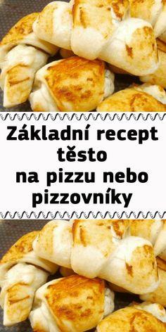 Baked Potato, Pizza, Potatoes, Baking, Ethnic Recipes, Food, Patisserie, Bakken, Potato