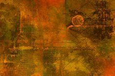 Landscape of Mars.
