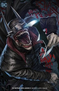 Batman Who Laughs Mattina - Batman Poster - Trending Batman Poster. - Batman Who Laughs Skan Batman Poster, Marvel Dc Comics, Batman Canvas Art, Dc Comics Artwork, Fun Comics, Joker Art, Im Batman, Batman Comic Art, Batman Artwork