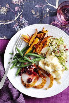 Herb-Roasted Turkey - WomansDay.com