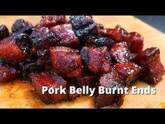 Pork Belly Burnt Ends - Smoked Pork Belly Recipe - Pork Belly Burnt Ends – Smoked Pork Belly Recipe - Smoked Pork Belly Recipe, Pork Belly Recipes, Rib Recipes, Pellet Grill Recipes, Grilling Recipes, Traeger Recipes, Grilling Ideas, Carne, Pork Belly Burnt Ends