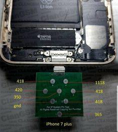 Iphone 7 Plus, Iphone 6, Electronic Schematics, Iphone Repair, Apple Iphone, Smartphone, Projects, Tips, Electrum