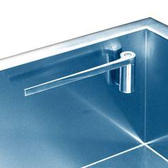 Kitchen Cloth Holder - Straight Angle by Magisso Kitchen Towels, Kitchen Sink, Euro, Nordic Design, Towel Holder, Kitchenaid, Kitchen Accessories, Cool Kitchens, Modern Kitchens