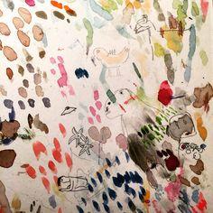 Meri Stiles painting