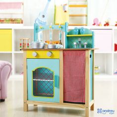 AndreuToys - Blue Kitchen