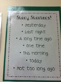 Great way to help with writing skills