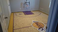 The Laker Room