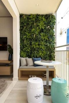 apartment balcony garden Small Balcony Garden Ideas Inspiration For Home and Apartment Small Balcony Design, Small Balcony Garden, Small Balcony Decor, Balcony Ideas, Small Balconies, Apartment Balcony Garden, Apartment Balcony Decorating, Apartment Balconies, Interior Balcony