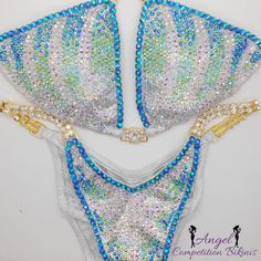 Galaxy crystal ab, crystal clear, peridot ab, and emerald ab. Hologram white. Emerald ab crystal trim