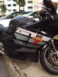 Sticker car motorcycle helmet vinyl chopper biker wolf oracal vinyl r1