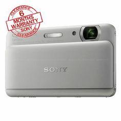 Sony Cyber Shot DSC-TX55/S - Silver